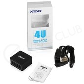 XTAR 4U 4 Port USB Charger