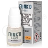 Yo Berry eLiquid by Funk'd
