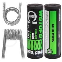 0.22 Ohm Wotofo Pre Built Ni80 Alien Coils