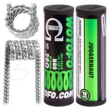 0.28 Ohm Wotofo Pre Built Juggernaut Vape Coils