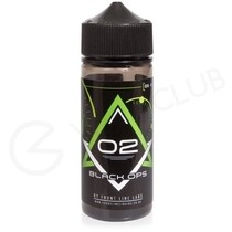 02 Lemon & Lime 100ml Shortfill by Frontline Black Ops