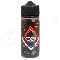 Strawberry Custard 03 100ml Shortfill by Frontline Black Ops