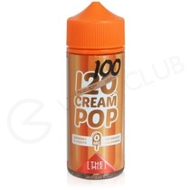 120 Cream Pop eLiquid by Mad Hatter Juice 100ml