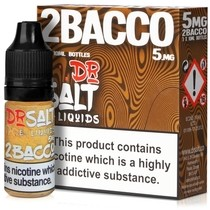 2Bacco Nic Salt E-Liquid by Dr Salt