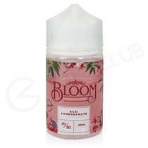 Acai Pomegranate Shortfill E-Liquid by Bloom 50ml