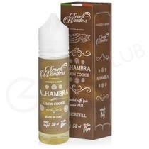 Alhambra Shortfill by Seven Wonders 50ml