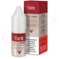 American Patriot E-Liquid By Naked Salts