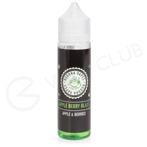Apple Berry Blast eLiquid by Buddha Vapes 50ml