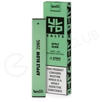 Apple Blow Beco Bar ULTD Disposable
