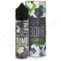 Apple Bomb Iced Shortfill E-Liquid by VGOD Bomb Line 50ml