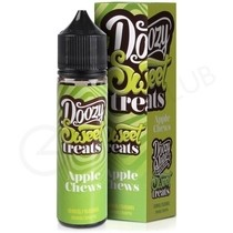 Apple Chews Shortfill E-liquid by Doozy Vape Co Sweet Treats 50ml
