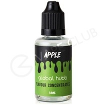 Apple Flavour Concentrate by Global Hubb