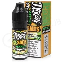 Apple Mango Nic Salt E-liquid by Doozy Salts