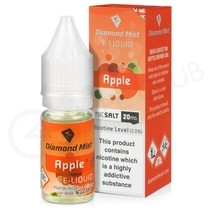 Apple Nic Salt E-Liquid by Diamond Mist