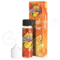 Apple Orange 50ml Shortfill by Vapelicious