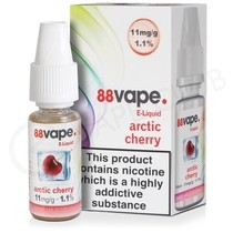 Arctic Cherry E-Liquid by 88Vape