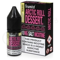 Arctic Roll Nic Salt E-Liquid by Frumist Desserts