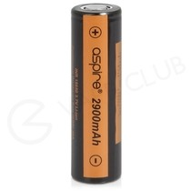 Aspire 18650 Rechargeable Battery (2900mAh 20A)