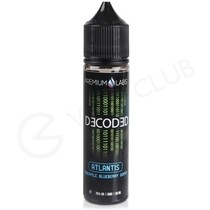 Atlantis eLiquid by Decoded 50ml