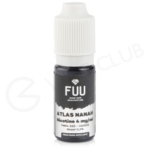 Atlas Nanah E-Liquid by The Fuu Original Silver