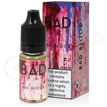 Bad Blood Nic Salt E-Liquid by Bad Drip Labs