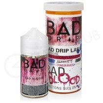 Bad Blood Shortfill E-liquid by Bad Drip Labs 50ml