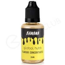 Banana Concentrate by Global Hubb