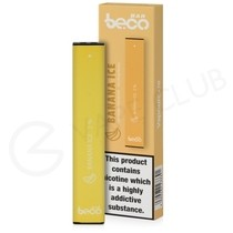 Banana Ice Beco Bar Disposable Device
