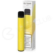 Banana Ice Elf Disposable Device