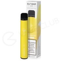 Banana Ice Elf Bar Disposable Vape