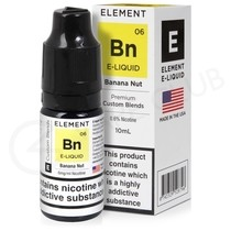 Banana Nut E-Liquid by Element 50/50
