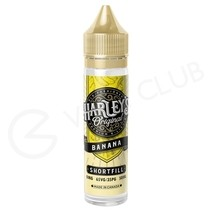 Banana Shortfill E-Liquid by Harley's Original 50ml