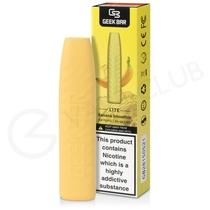 Banana Smoothie Geek Bar Lite Disposable Vape