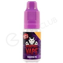 Banoffee Pie E-Liquid by Vampire Vape