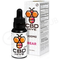 Bear Oral Drops by CBD Hive