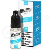 Berry Blizzard Nic Salt eLiquid by Wizmix