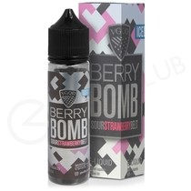 Berry Bomb Iced Shortfill E-Liquid by VGOD Bomb Line 50ml