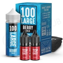 Berry Cold Shortfill E-Liquid by 100 Large 100ml
