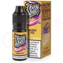 Berry Pie eLiquid by Doozy Vape Co