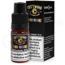 Bird Brains E-Liquid by Cuttwood