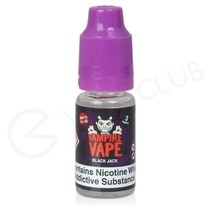 Black Jack E-Liquid by Vampire Vape - 10ml