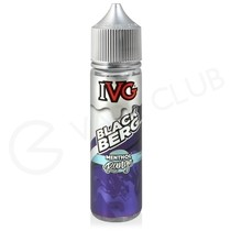 Blackberg Shortfill E-liquid by IVG Menthol 50ml