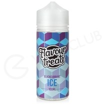 Blackcurrant Ice Shortfill E-Liquid by Flavour Treats Ice 100ml
