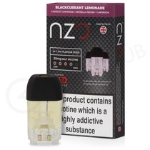 Blackcurrant Lemonade Prefilled Pod by NZO