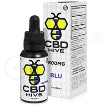 Blu Oral Drops by CBD Hive