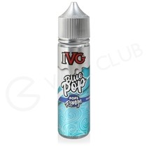 Blue Lollipop Shortfill E-liquid by IVG 50ml