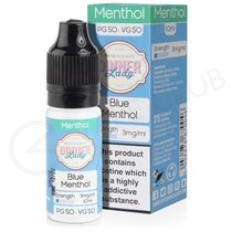 Blue Menthol E-Liquid by Dinner Lady 50/50