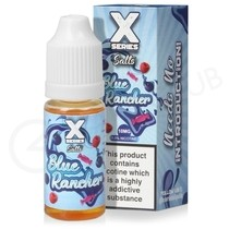 Blue Rancher Nic Salt E-Liquid by X Series