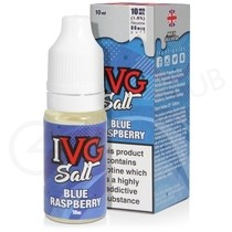Blue Raspberry Nic Salt E-liquid by IVG