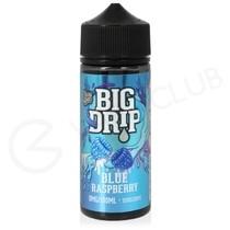 Blue Raspberry Shortfill E-Liquid by Big Drip 100ml